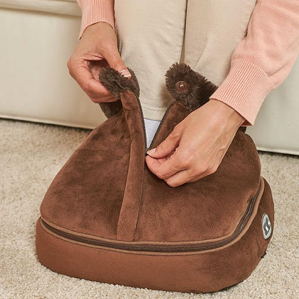 Foot Heat Massage Machine