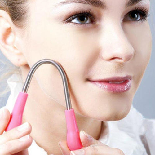 Smoothing Spring Facial Hair Remover