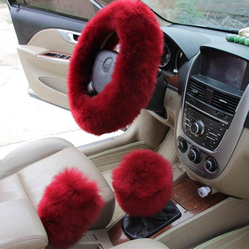 Fluffy Car Set