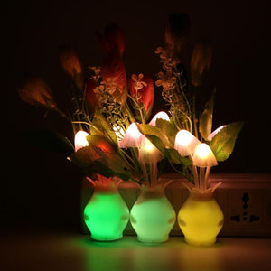 LED Glow Bloom Night Light