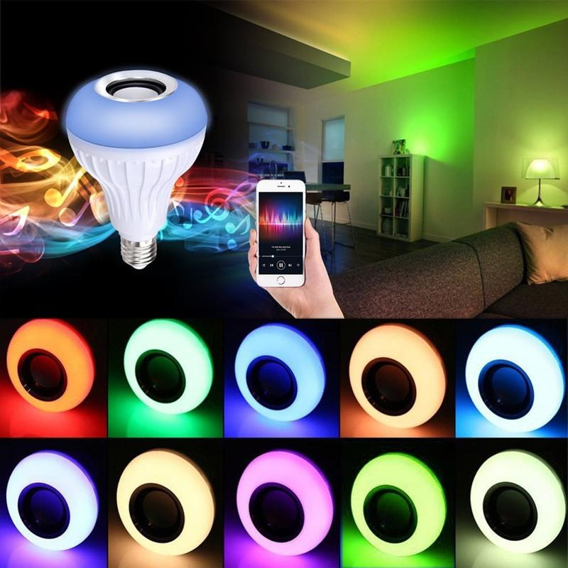 Music Playing LED Light Bulb - HYGO Shop