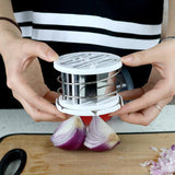 Easy Onion Chopper