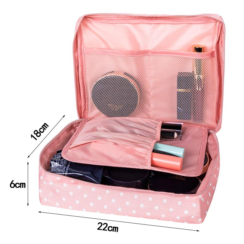 Beauty Essential Travel Bag