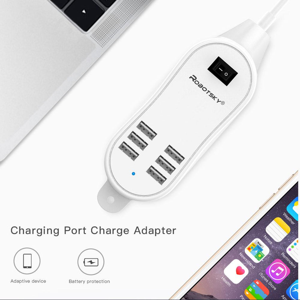 Multi-Device Infinity Charger