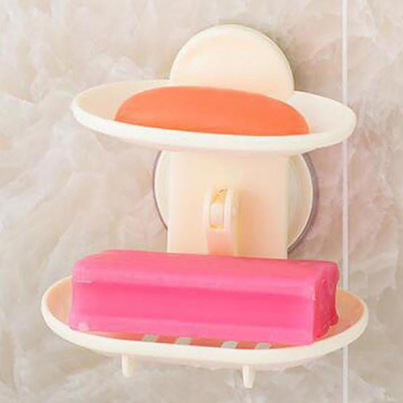 Double Tray Soap Holder