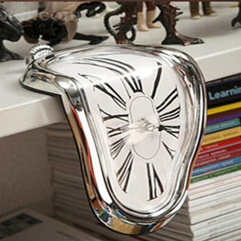 Creative Melted Clock