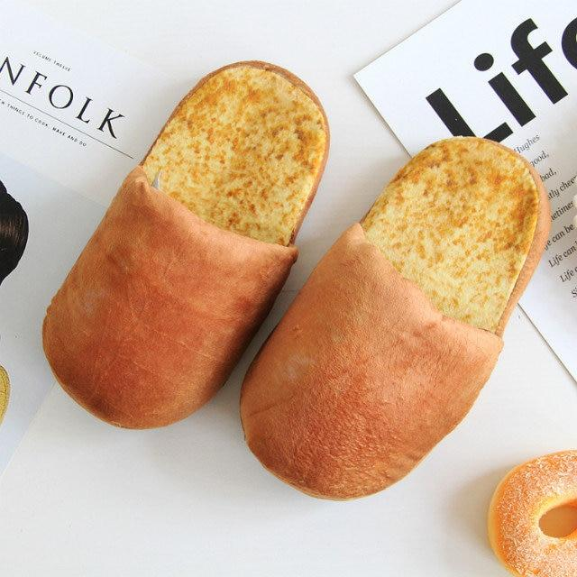 Soft Bread Toasty Slips