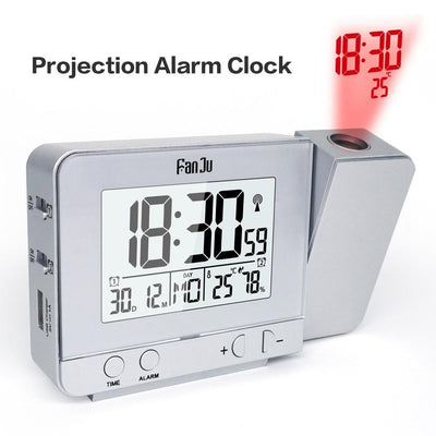 Projection Alarm Sky Clock