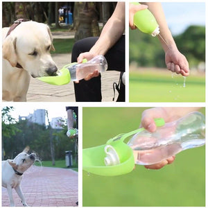 Doggy Travel Bottle