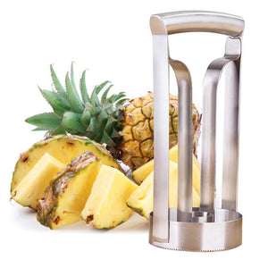 Easy Pineapple Slicer