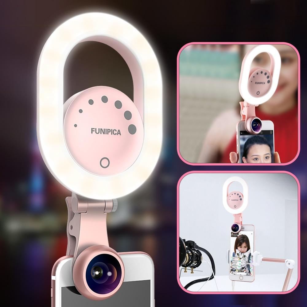 Phone Perfect Selfie Light