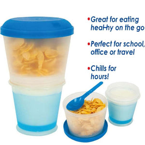 Portable Cereal Bowl - HYGO Shop