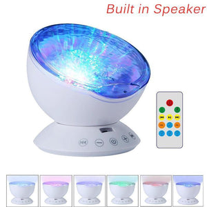 Ocean Wave Projector - HYGO Shop