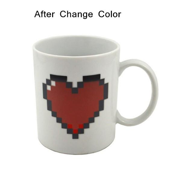 Heated Heart Mug - HYGO Shop