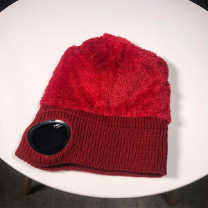 Knitted Hat With Glasses - HYGO Shop