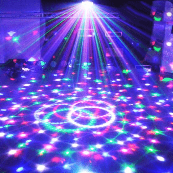Crystal Magic Ball Disco Light - HYGO Shop