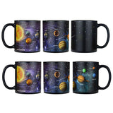 Heat-Changing Galaxy Mugs - HYGO Shop