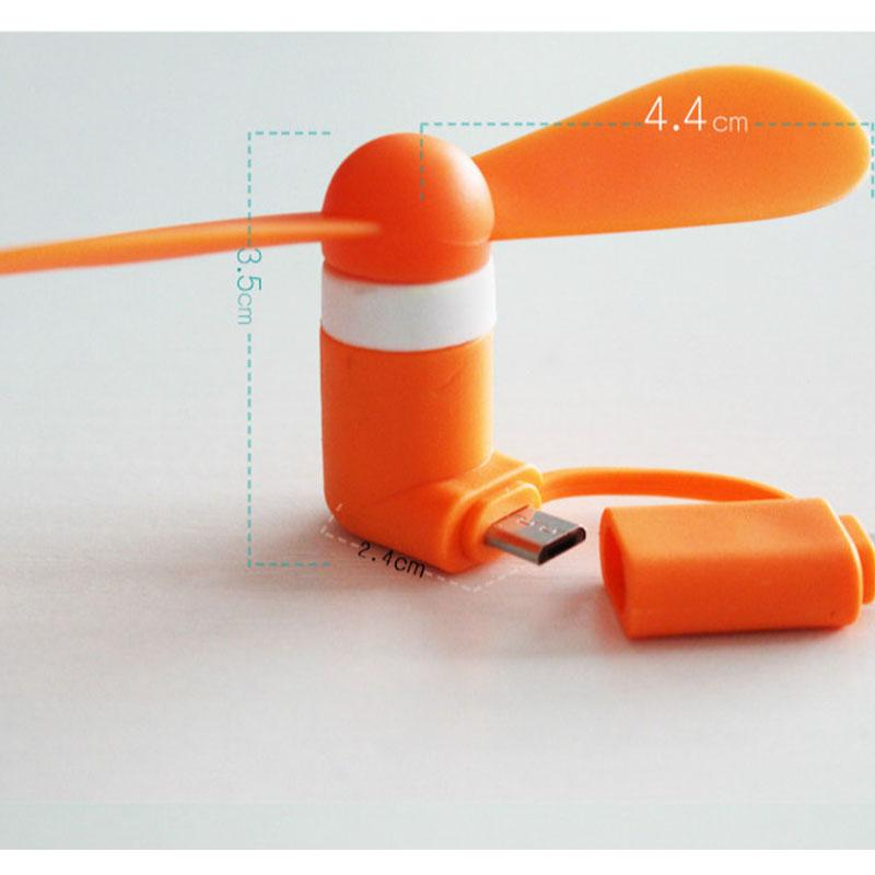 Mini Portable USB Mobile Fan - HYGO Shop