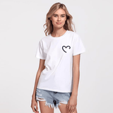 Open Heart T-Shirt