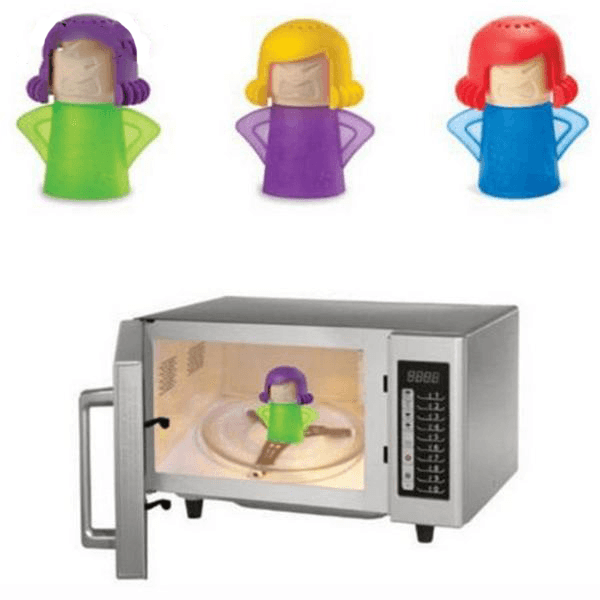 Clean Microwave Nanny