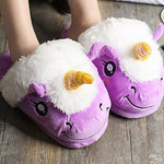 Enchanted Unicorn Slippers