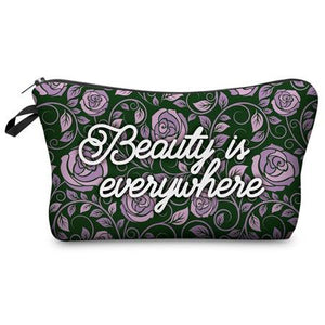 Ladies' Cosmetic Pouch in 3D Print