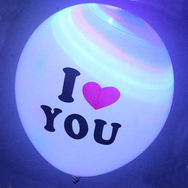 LED Light Balloons - HYGO Shop