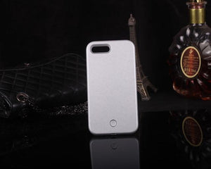 Glowing Selfie iPhone Case
