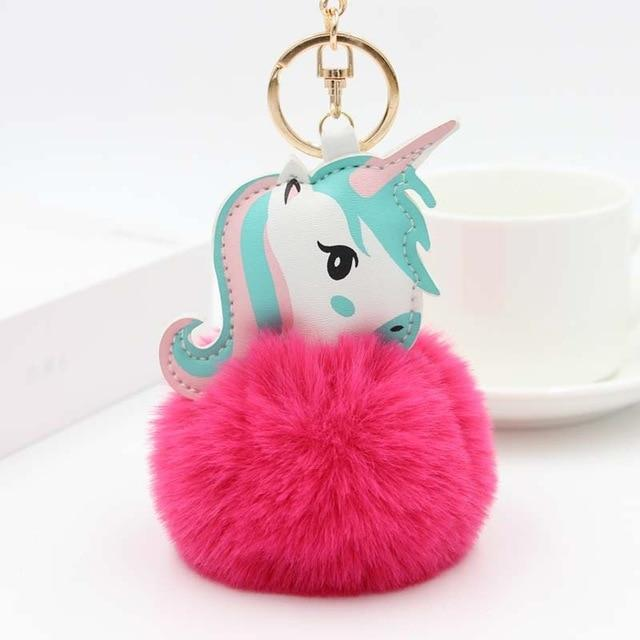 Unicorn Pompoms