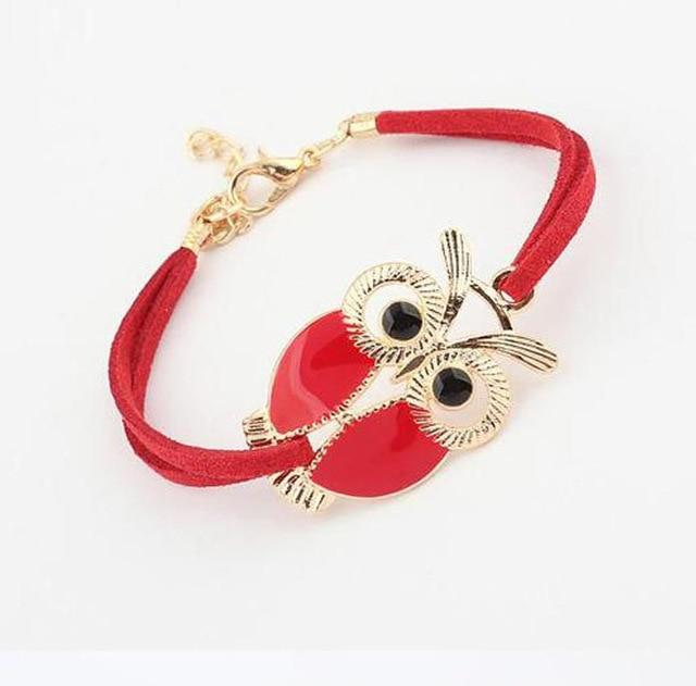 Darling Owl Bracelet - HYGO Shop