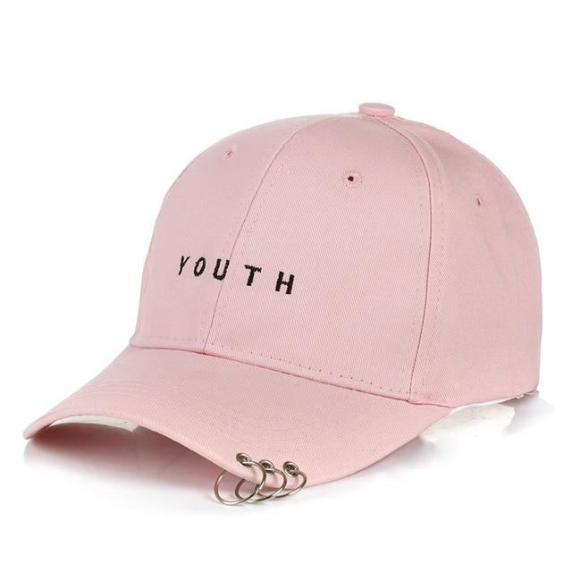 Hand Heart Cap - HYGO Shop