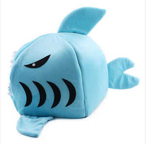 Sharky Buddy Bed