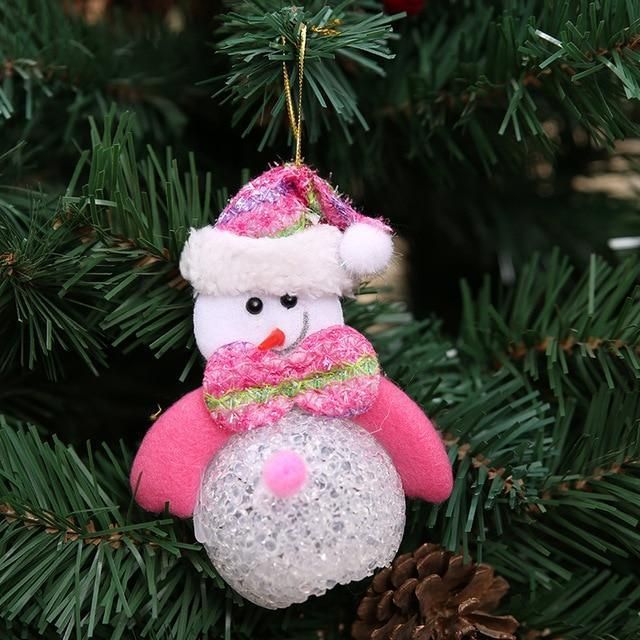 Christmas Snowman Night Lights