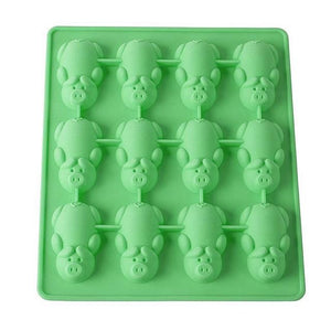 Blanket Piggies Silicone Mold