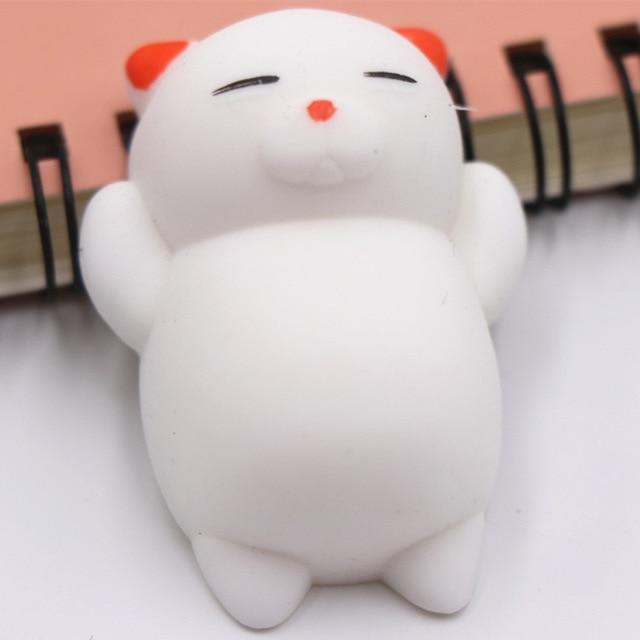 Anti-Stress Lazy Cat Squishy