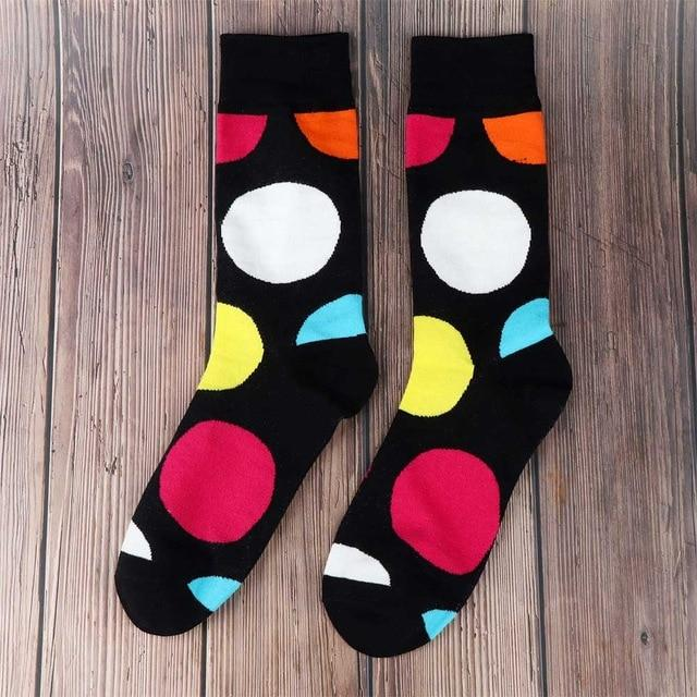 Women Patterned Socks