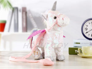 Sequin Walking Unicorn