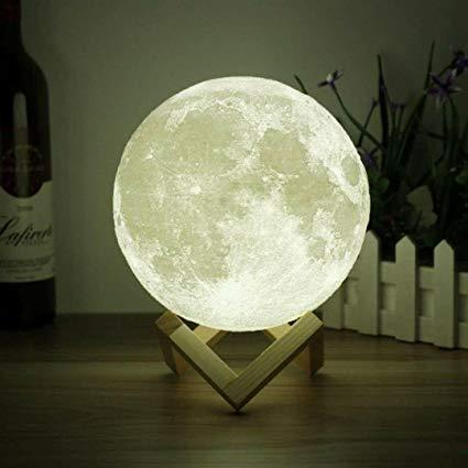 3D Moon Lamp (LIMITED RELEASE)