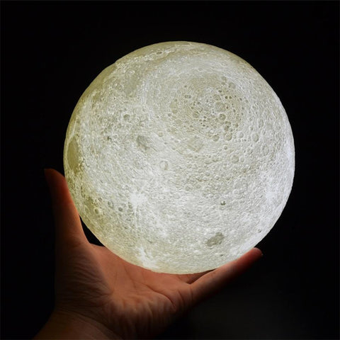 Image of 3D Moonlight Lamp