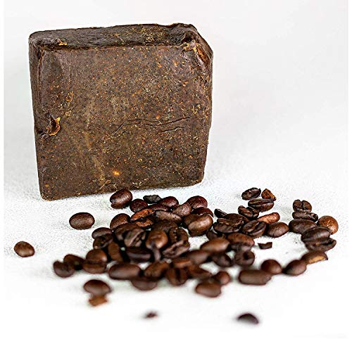 Espresso Inspired Bar Soap, 100% Organic Ingredients