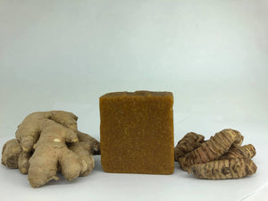 Ginger Oat Bergamot Exfoliant Bar Soap