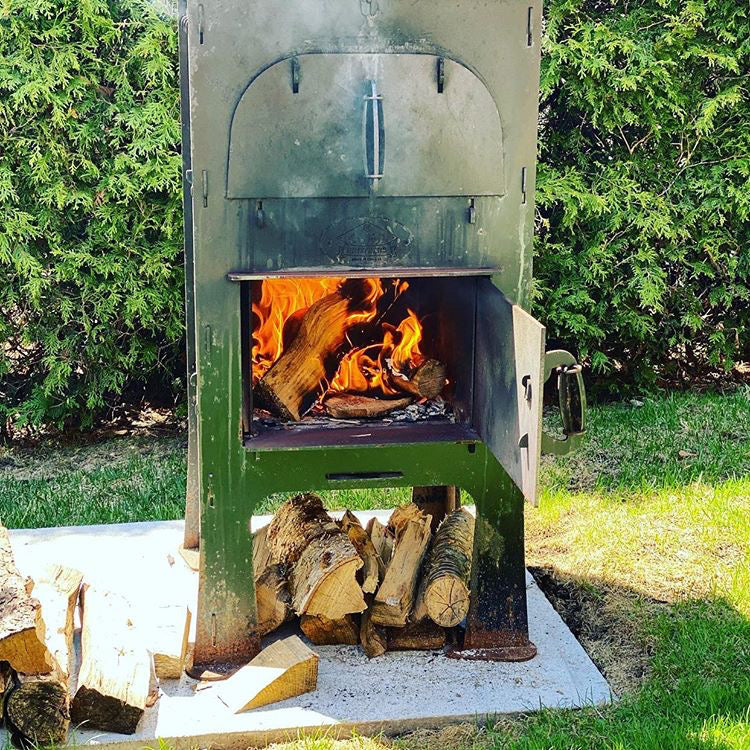 The Original Bro™ Outdoor Wood Fired Pizza Oven Kit