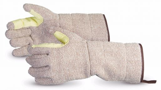 Heavy Duty Terry-Cloth Oven Glove