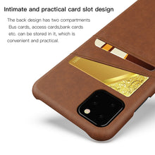 LeNovateur, Leather Wallet Case for iPhone 11, Pro, 11 Pro Max
