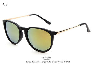 DressUp Vintage Sunglasses | Yellow Shine