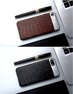 """ LuxuryParis "" Iphone Case - Black"