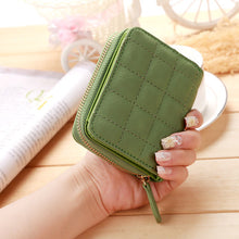 """PassionLuxe"" PU Leather Wallet - Green"
