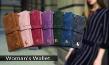 Long Design wallet - Purple