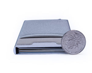 LeMini | Aluminum [Rfid Blocking] Slim Wallet