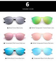 Halow | Polarized Rimless Sunglasses